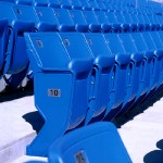 Stadium chairs Interkal